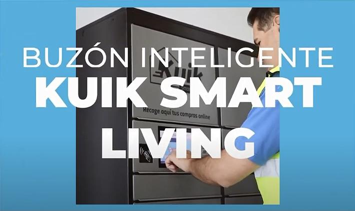 buzones inteligentes Kuik Smart Living